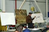 Pilots briefing with Ralph Royce