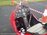 Gyrocopter close up