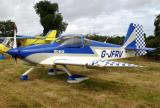 John Fisher's RV-7