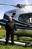 Dave Scully, Directof of Heli-Ops