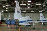 NASA's T-38 Talon hangar