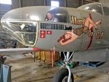 Paul Daly tries out the A-26 front seat!
