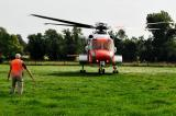 Irish Coast Guard S.92 touches down