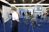 Irish Aviation Authority stand in the main hall