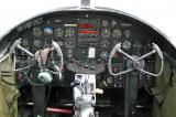 Cockpit of B-25 Special Delivery