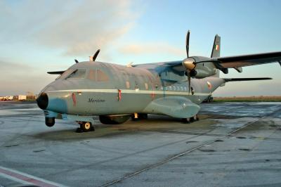 Irish Air Corps Casa 235 Maritime Patrol
