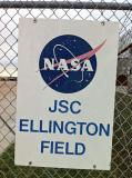 Enterance to Johnson Space Center